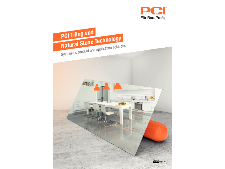 PCI Tiling and Natural Stone Technology