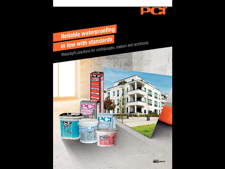 Brochure - Reliable waterproofing in line with standards