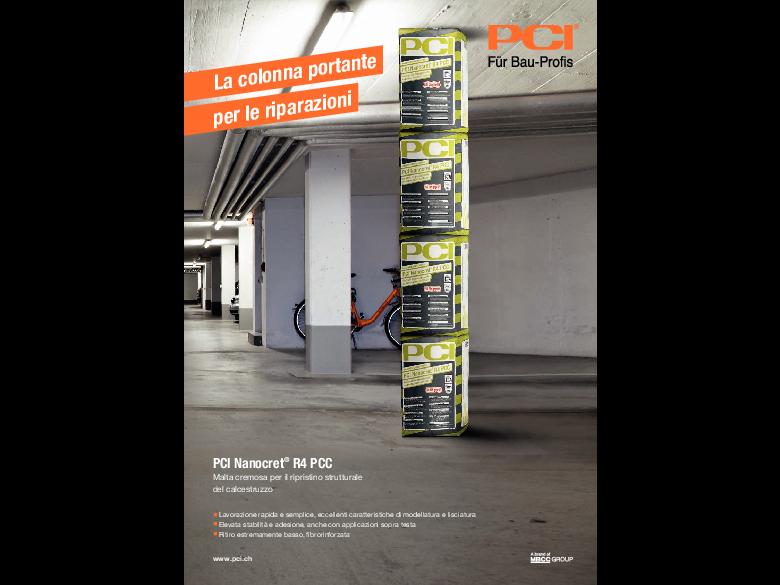 Flyer PCI Nanocret R4 PCC