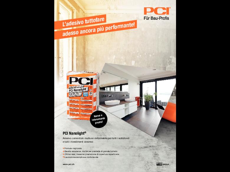 Flyer PCI Nanolight