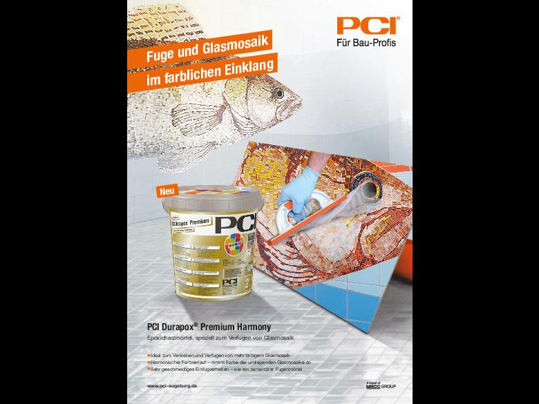 Flyer PCI Durapox Premium Harmony