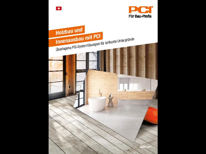 Holzbau und Innenausbau mit PCI